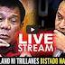 LIVE: NAKAKATAKOT! Napakasamang Plano Ni Trillanes Na Bisto Na Ni Pres Duterte