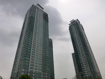 Le World Trade Center de Séoul