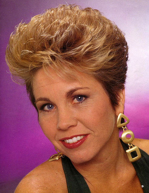 Enjoyable Short Hairstyles In The 8039S Joko Media Hairstyles For Women Draintrainus