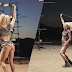 FOTOS: Directoras de 'Perfect Illusion' publican imágenes inéditas de la grabación del video