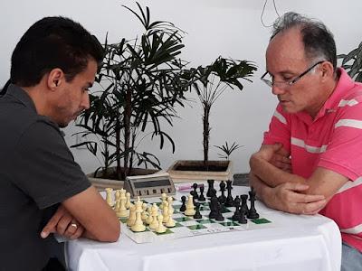 Xadrez: Airton Raimundo, de Cubatão, vence Memorial Eiro Hirota