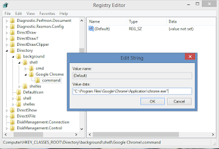How to add an item or program in the Right-Click Menu