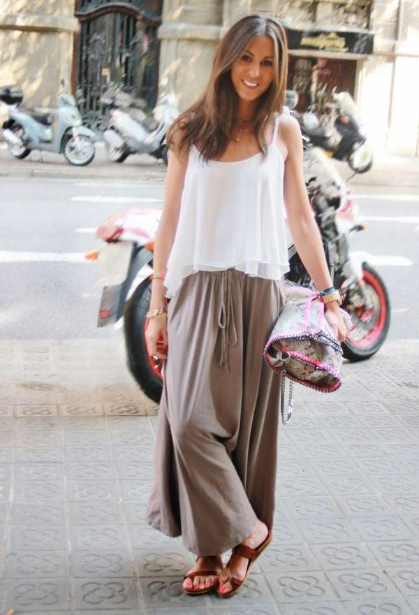 36f5b491e faldas de Vestidos faldas en Moda Moda largas moda Asombrosas Zq7wagCvC