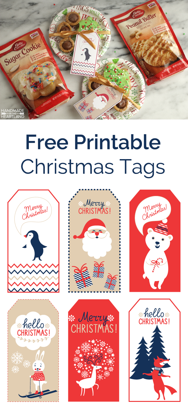photograph about Printable Christmas Tag referred to as 5 Pointers for Reduce Out Cookies + Absolutely free Xmas Tag Printable