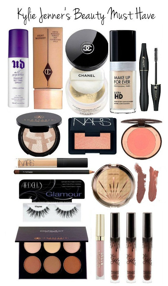 Miss Vixen's Vanity: Kylie Jenner's Beauty Must Haves + Dupes