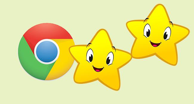 Google Chrome'da Yer İmlerini Yedekleme