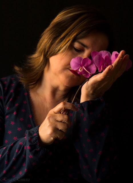 Autorretrato | Rosa Romero #selfportrait