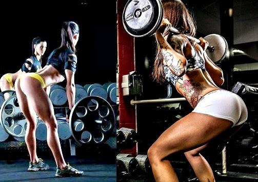 Entrenamiento pesas en mujeres beneficios