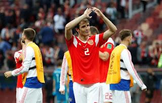 Após goleada, Mario Fernandes diz: 'No Brasil eu bebia, hoje não'