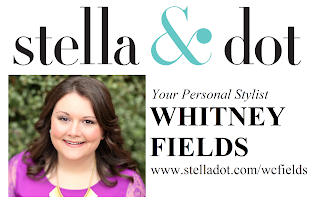 Whitney Fields, Stella & Dot Stylist, Austin, TX
