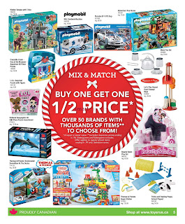 Toys R Us Weekly Flyer Circulaire December 14 - 20, 2018