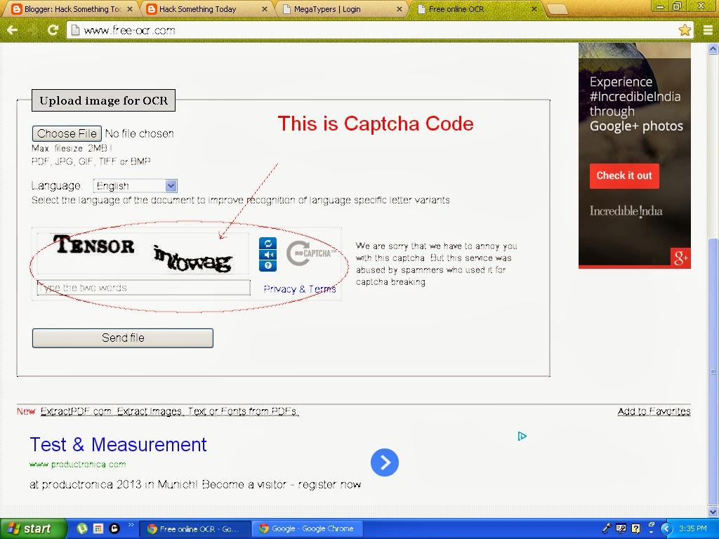 How To Make Money Writing Captcha Codes ~ Lets Hack Something