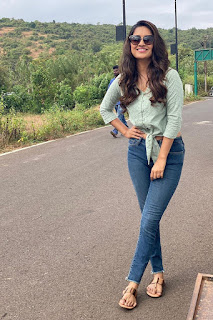 Actress Vani Bhojan Beautiful HD Photoshoot Stills
