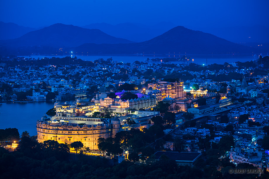 Trip to Udaipur during Diwali