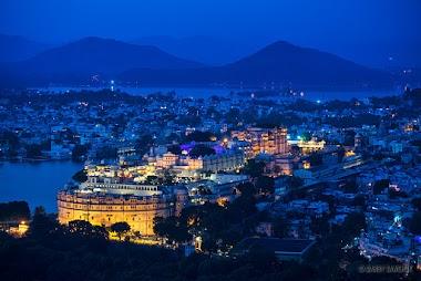 Trip to Udaipur in Rajasthan during Diwali