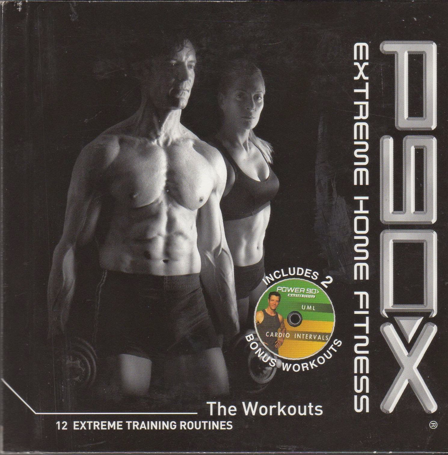 Saundra Tony Horton P90x Workout System