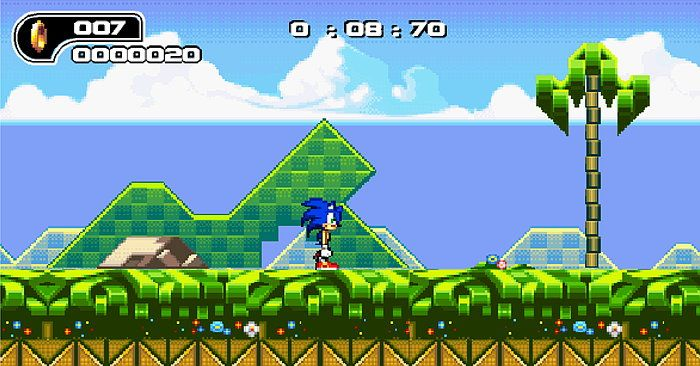 Play Sonic The Hedgehog Game