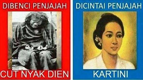 Siapakah emansipasi wanita yang sebenarnya