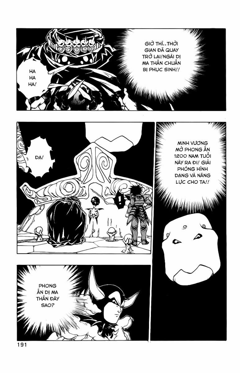Dragon Quest: Emblem of Roto chap 37 trang 51