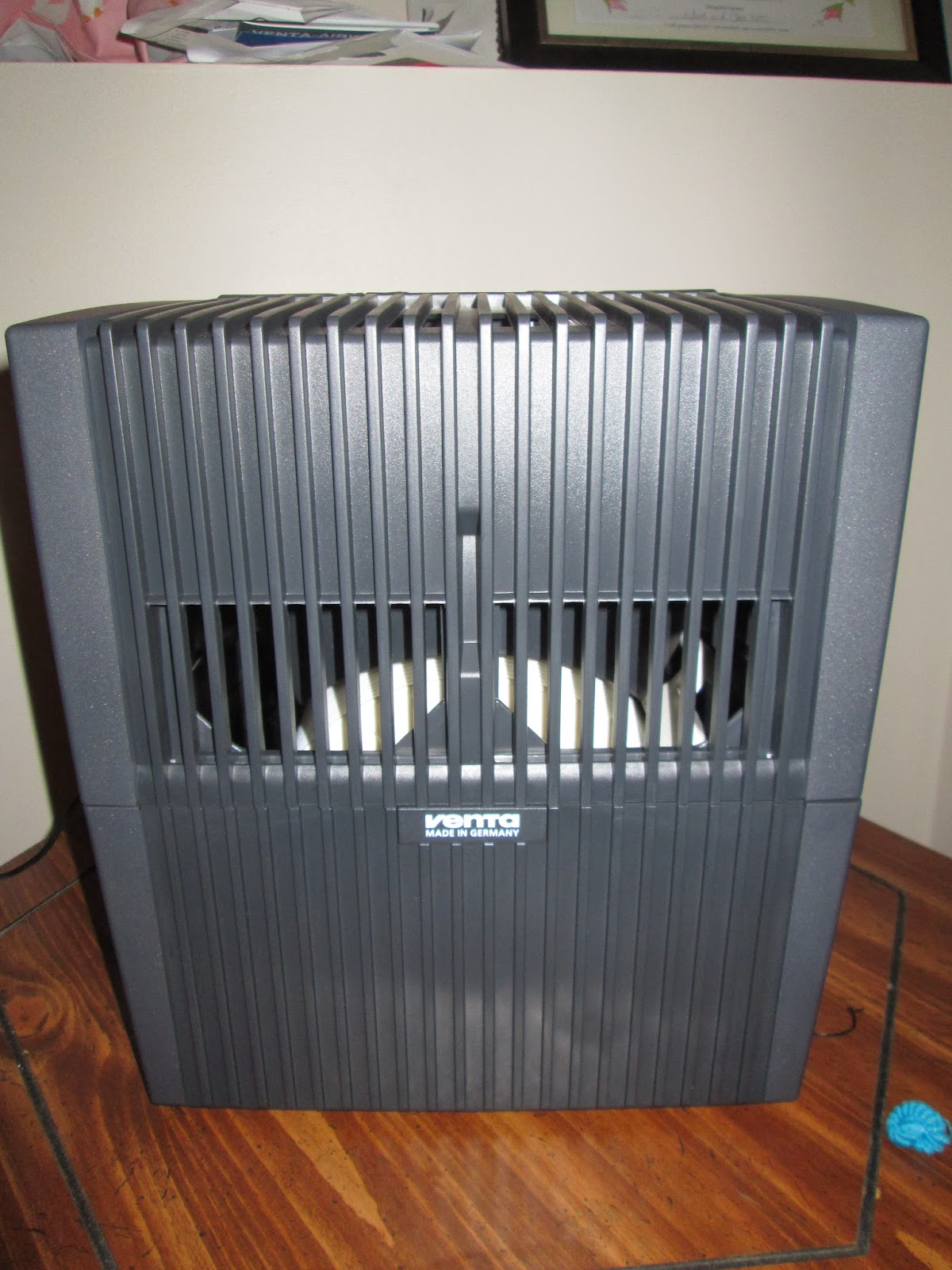 Your World Healthy And Natural How A Venta Airwasher Can