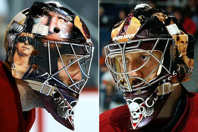 REMINGTON: The Top 100 NHL Goalie Masks: 100-91 | Zone Coverage