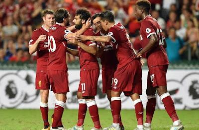 Liverpool Juarai Trofi Premier Liga Asia