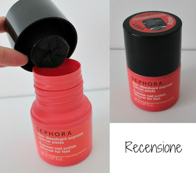 sephora express nail polish remover for feet