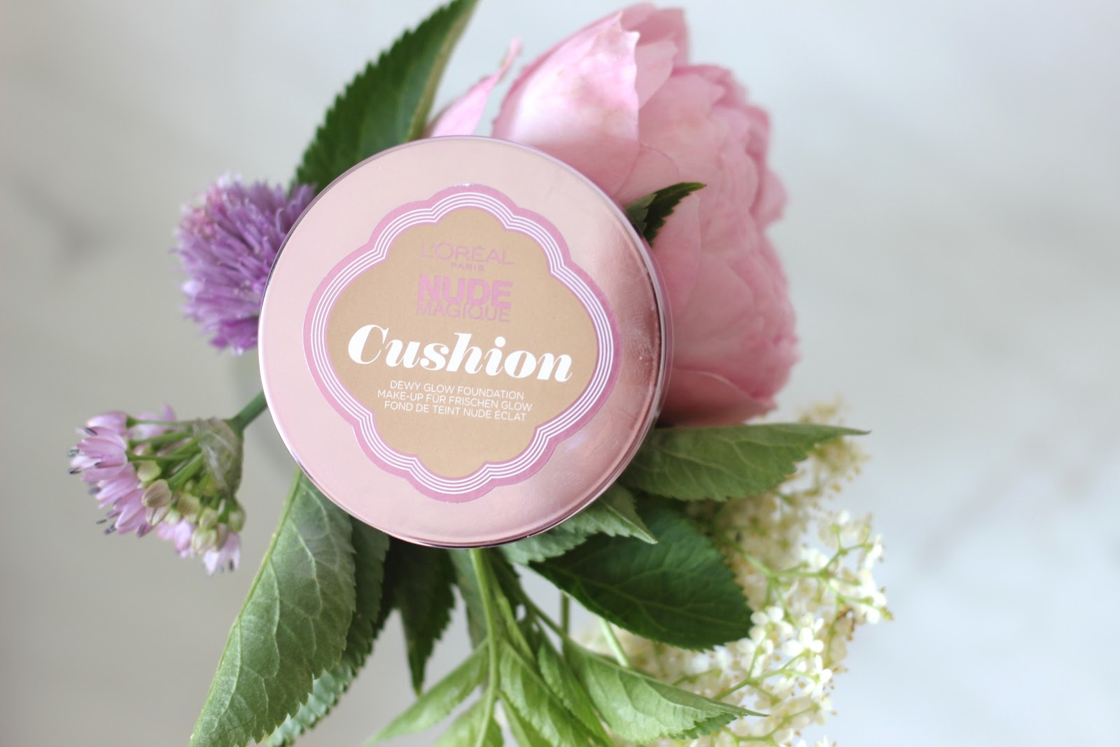 L'Oreal Cushion Foundation.