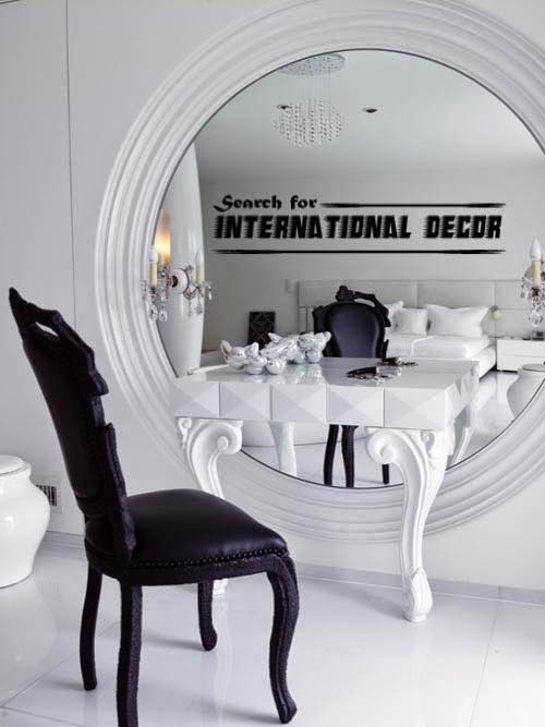 white dressing table, dressing table mirrors,dressing table designs