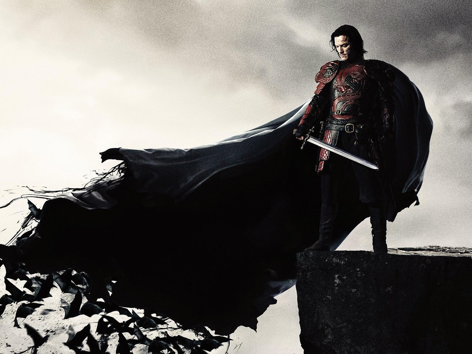 Movie Wallpaper HD: Dracula Untold (2014) Movie Poster ...