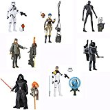 Star Wars Rogue One Auction Figures Wave 1 Set of 7