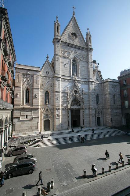 Duomo di Napoli-Complesso monumentale dei Girolamini-Napoli
