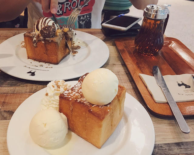 after you review shibuya honey toast ferrero
