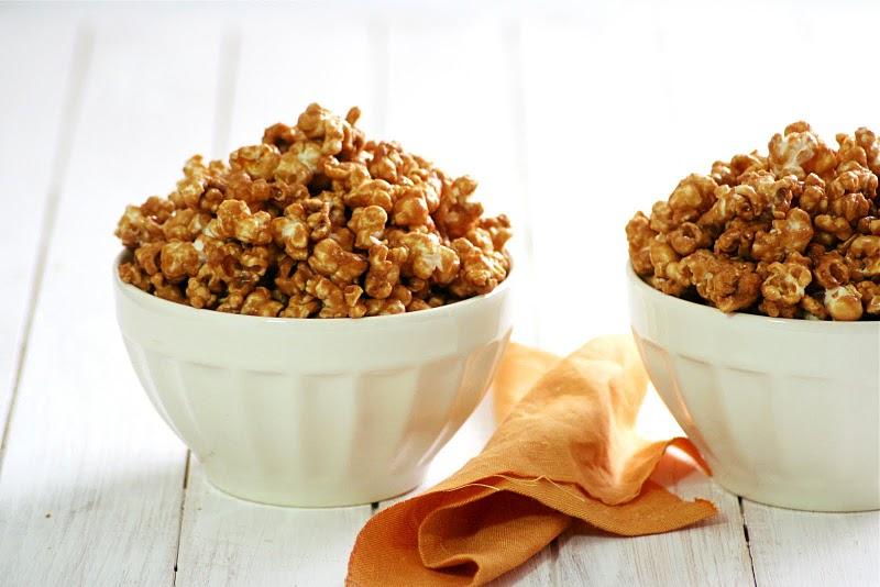 DE LUNARES Y NARANJAS: 5 recetas para hacer palomitas de maíz diferentes