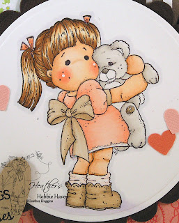 Teddy Bear Love Card Kit