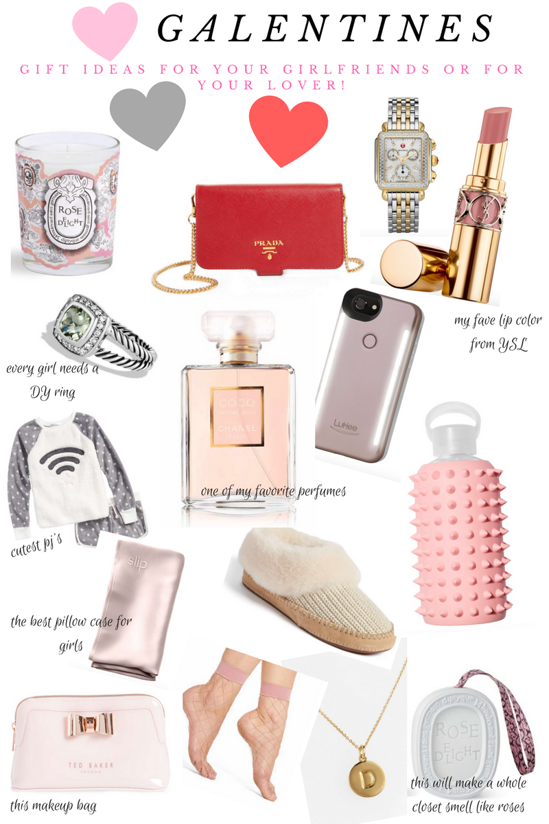 The Best Galentines Gifts by popular Denver style blogger Delayna Denaye