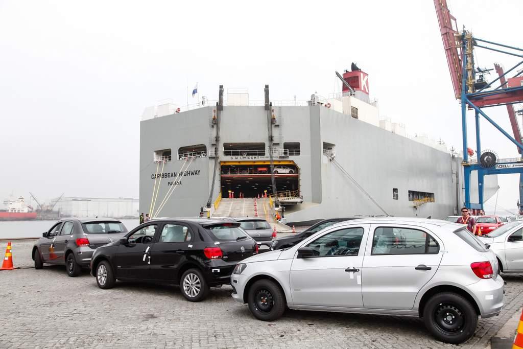 Produção e exportação de veículos cresce em janeiro - Brasil
