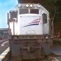 Kereta Api KRD Surabaya Kertosono