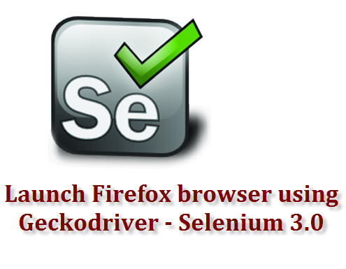 Getting Started with UI Automated tests using (Selenium ...