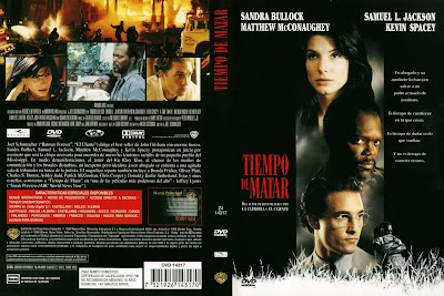 Cover, dvd, carátula: Tiempo de matar | 1996 | A Time to Kill