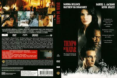 Cover, dvd, carátula: Tiempo de matar | 1996 | A Time to Kill