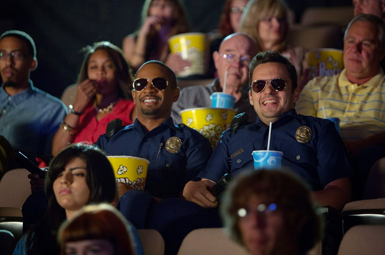 lets be cops damon wayans jr jake johnson