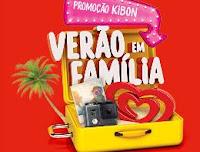 Promoção Kibon Verão em Família promocaokibon.com.br