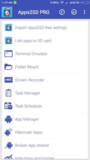 Apps2SD PRO: All in One Tool APK v10.5 (Patched) Terbaru