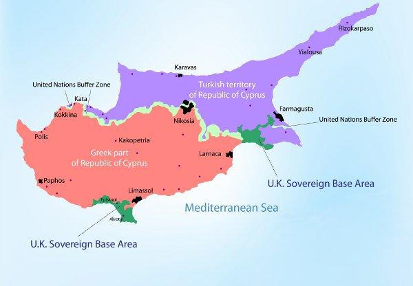 Armenia respalda a Chipre en disputa territorial