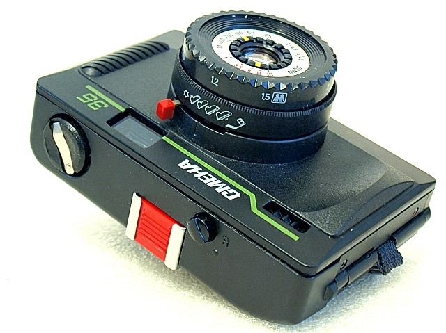 Smena 35 Viewfinder Film Camera