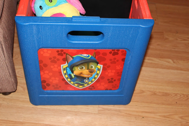 Chitchatmom Get Your Child A Paw Patrol Toy Box From