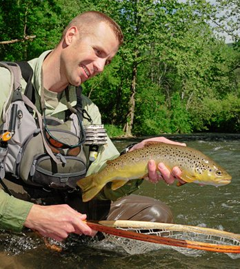 Kisatchie fly fishers coming in july george daniel and for George daniel fly fishing