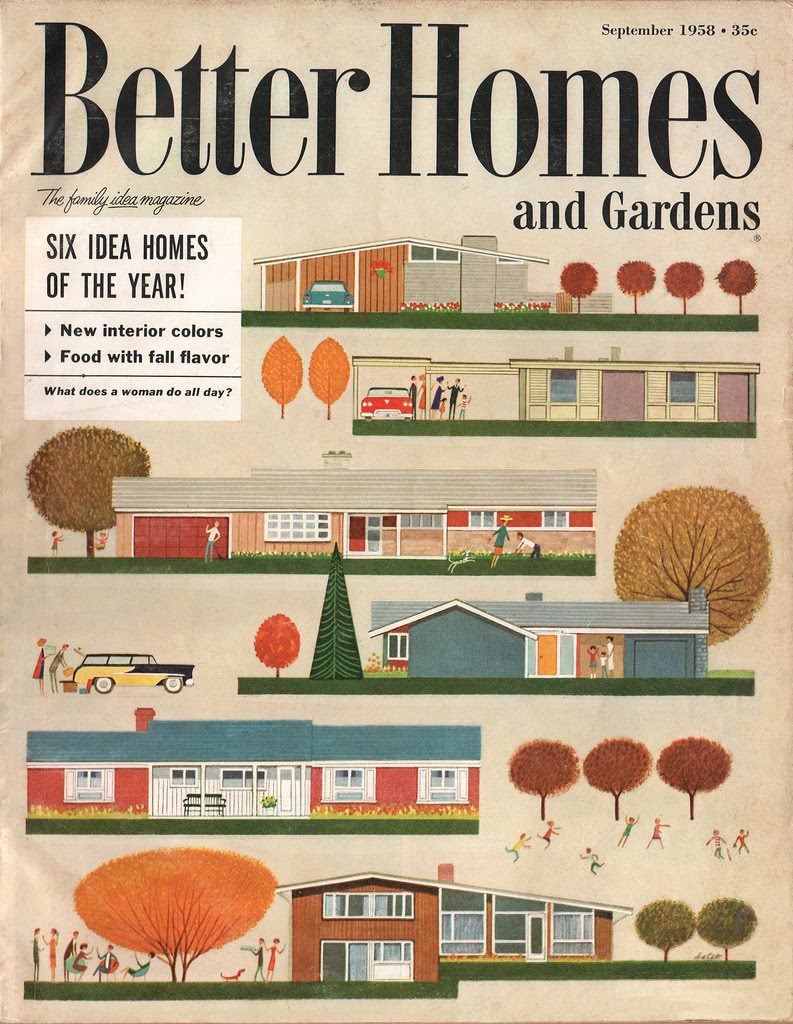 Mad for Mid-Century: Mid-Century Modern Idea Homes