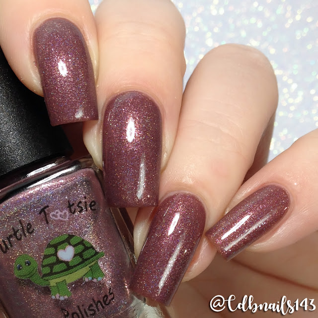 Turtle Tootsie Polish-Chocolate Bliss